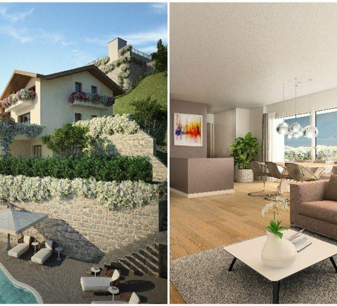 menaggio apartments