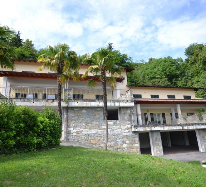 Tremezzo apartment in residence