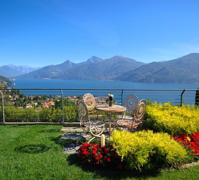 luxury apartment Lake Como