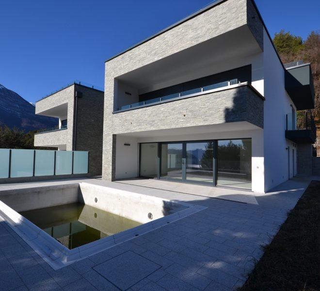lake como villa with pool