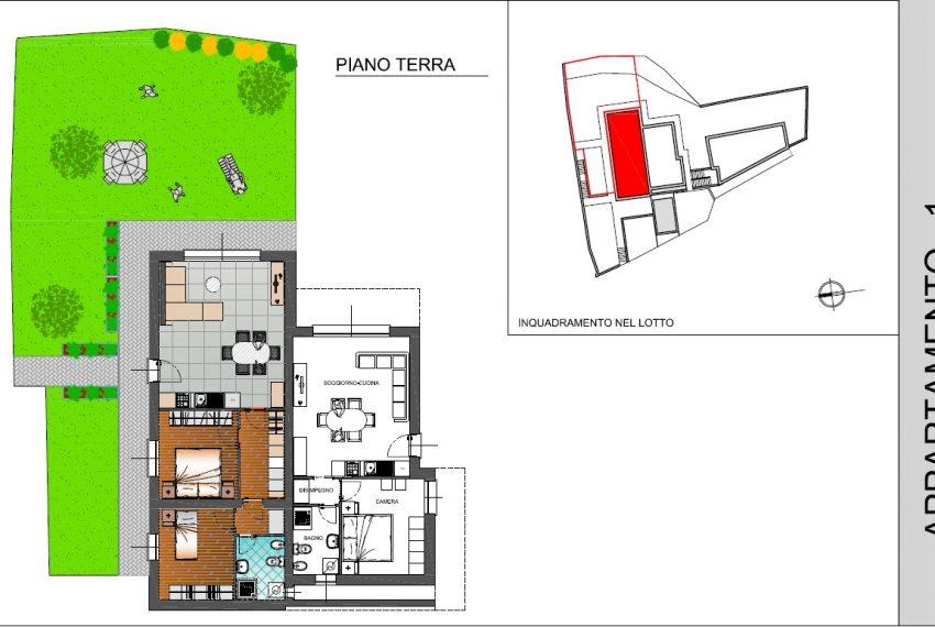 Pianello apartments for sale Lake Como (3)
