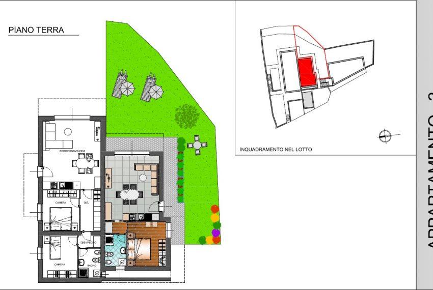 Pianello apartments for sale Lake Como (4)