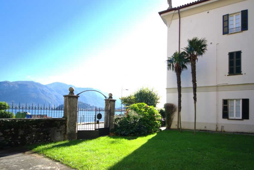 Griante apartments in lake front villa (2)