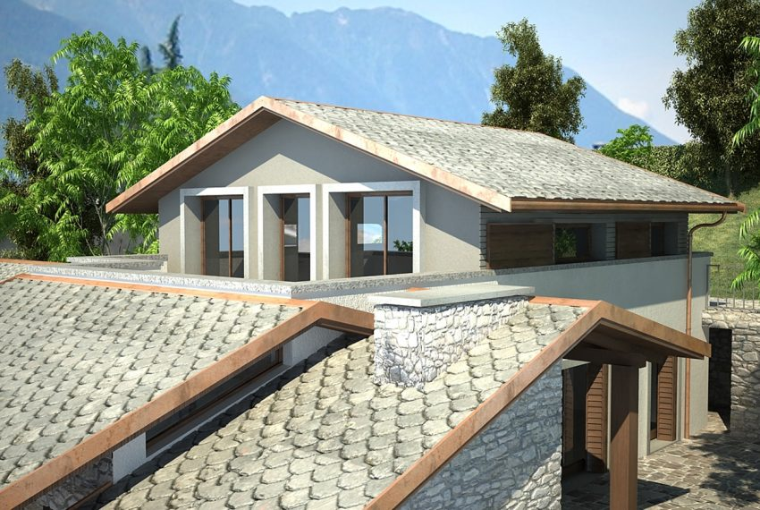 Tremezzina Lake Como brand new villa for sale with lake view (3)