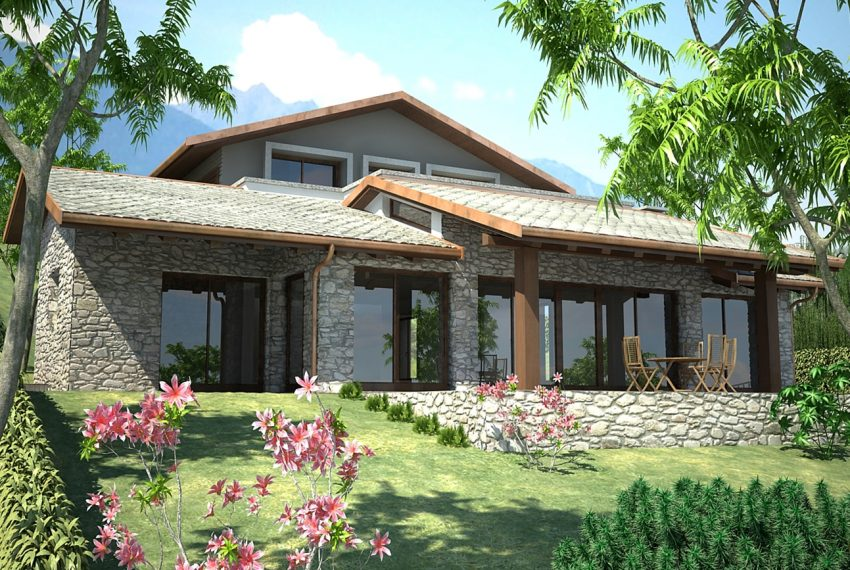 Tremezzina Lake Como brand new villa for sale with lake view (4)
