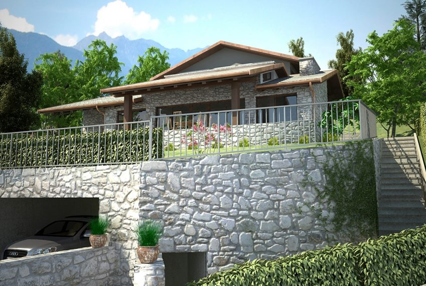 Tremezzina Lake Como brand new villa for sale with lake view (5)
