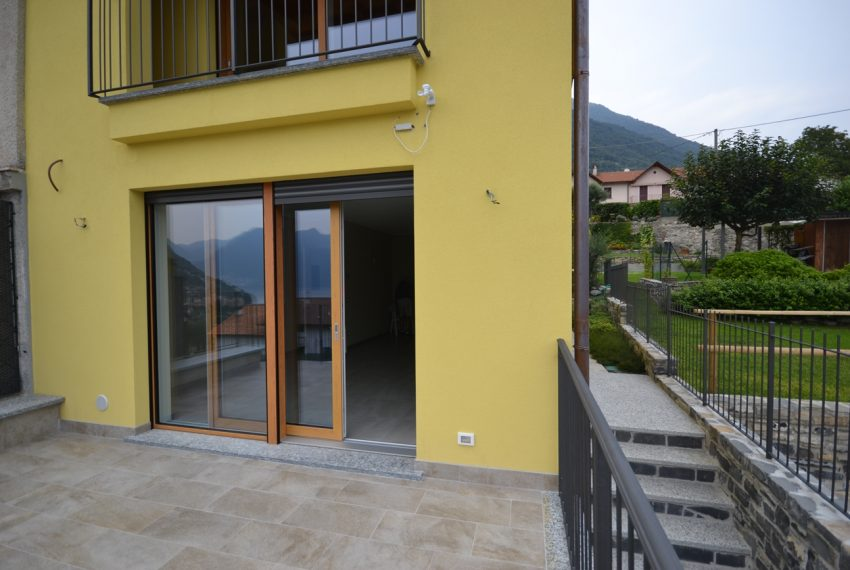 Ossuccio Lake Como brand new house for sale (12)