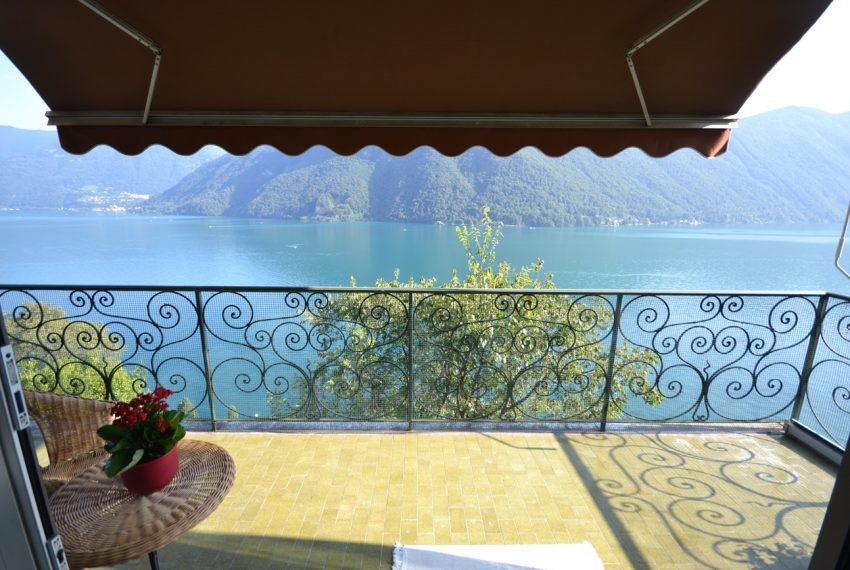 Lugano Lake apartment in Valsolda for sale with great lake view (9)