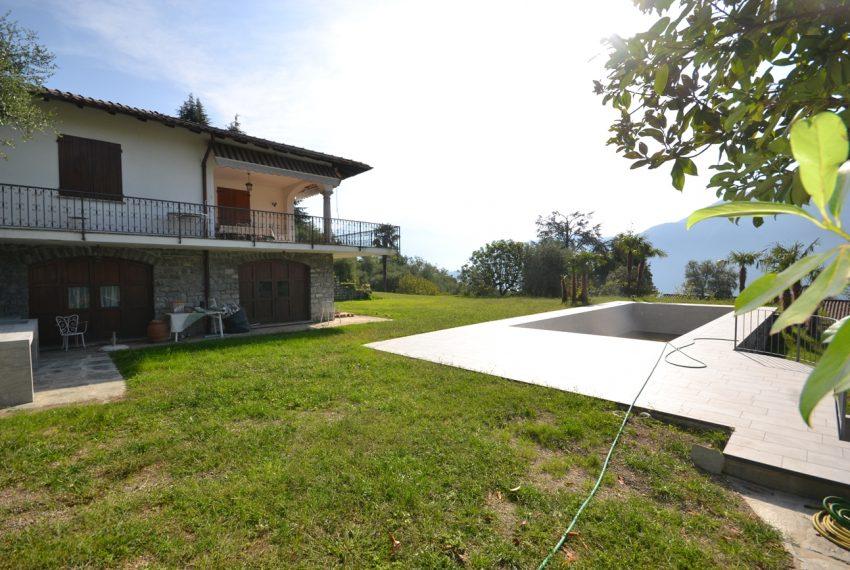 lake Como Tremezzo villa with pool and lake view (1)