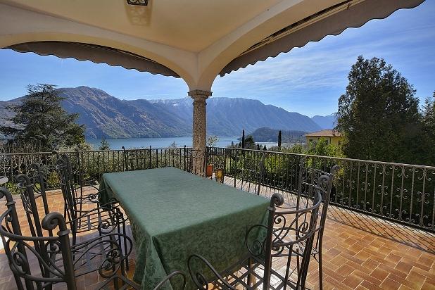 lake Como Tremezzo villa with pool and lake view (16)