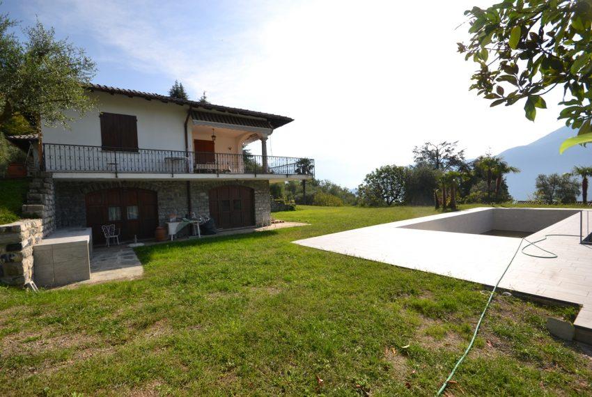 lake Como Tremezzo villa with pool and lake view (2)
