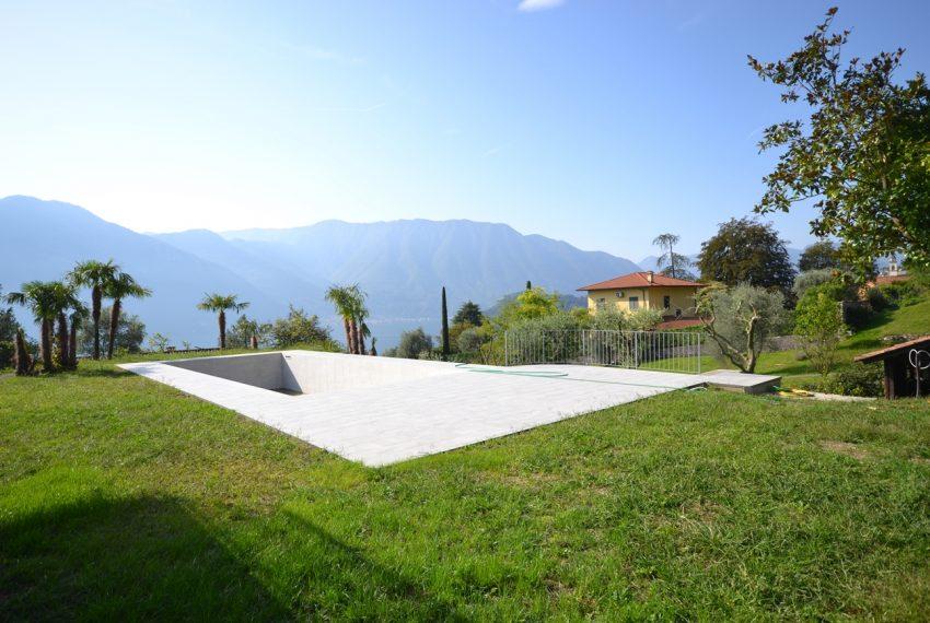 lake Como Tremezzo villa with pool and lake view (20)