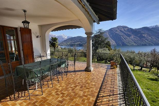lake Como Tremezzo villa with pool and lake view (5)