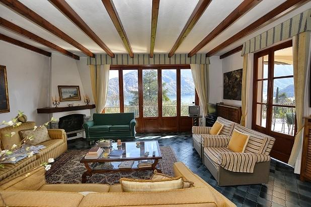 lake Como Tremezzo villa with pool and lake view (9)