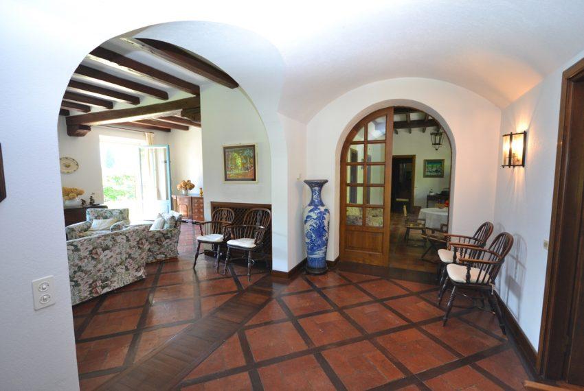 Lago di Como Tremezzina ampia villa con giardino e vista lago (2)