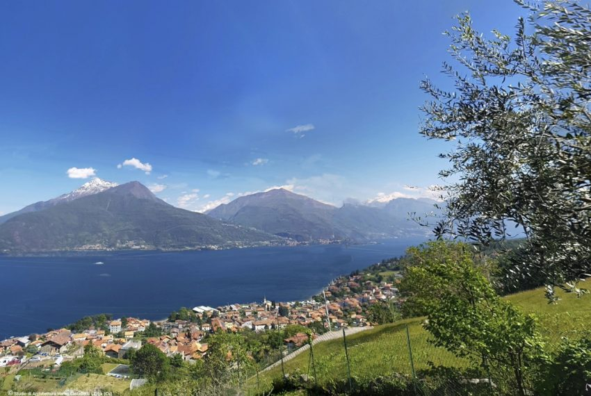 Lake Como stone rustico with land (2)