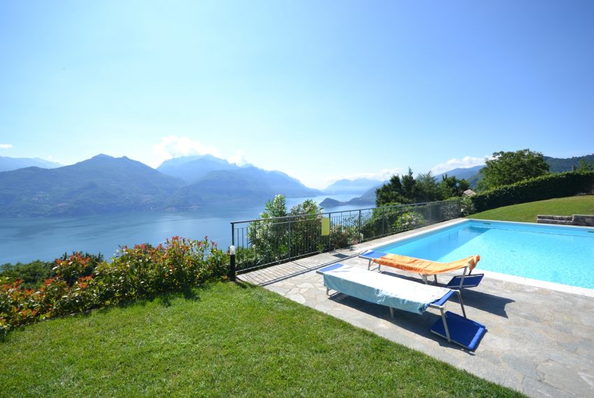 Menaggio hillside, apartament in residence with pool and lake view (1)