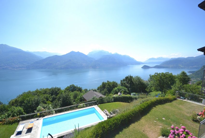 Menaggio hillside, apartament in residence with pool and lake view (16)