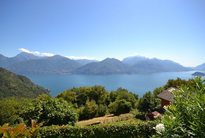 Menaggio hillside, apartament in residence with pool and lake view (3)