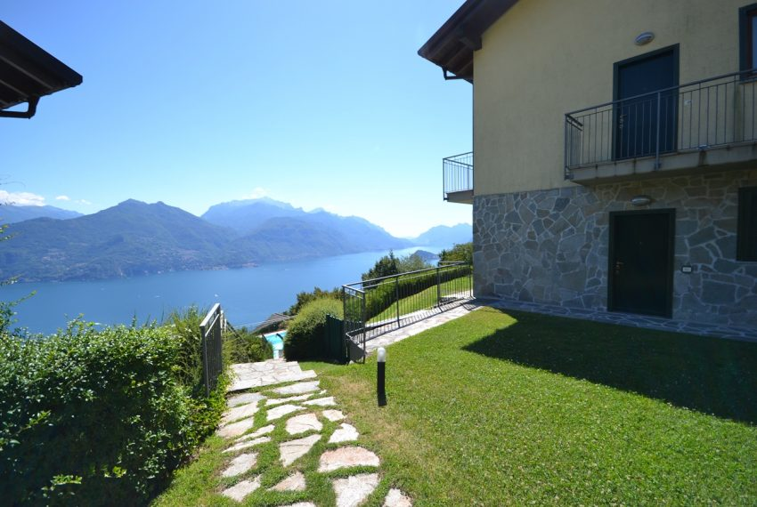 Menaggio hillside, apartament in residence with pool and lake view (7)
