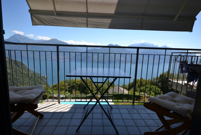 Menaggio hillside, apartament in residence with pool and lake view (9)