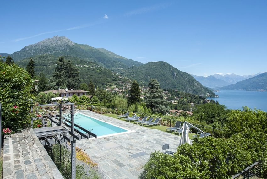 Menaggio large apartment in exclusive residence with pool (12)