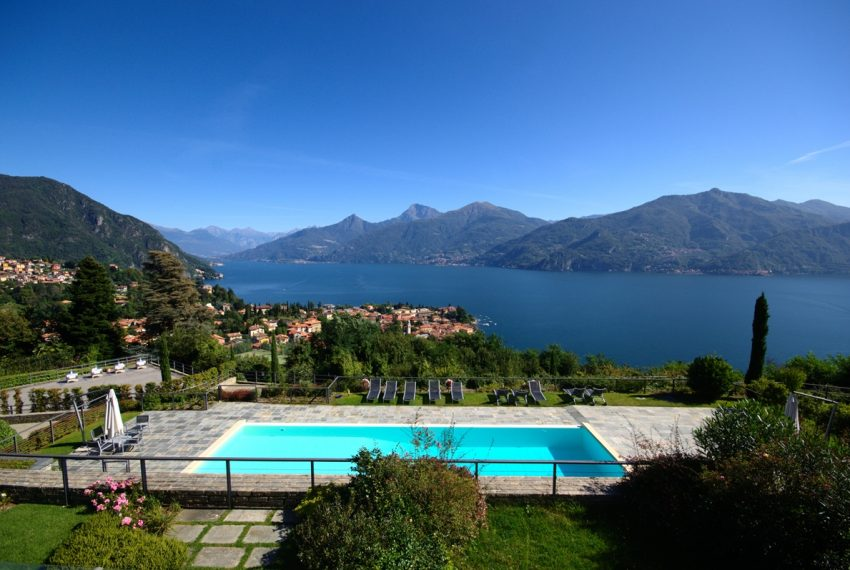 Menaggio large apartment in exclusive residence with pool (6)