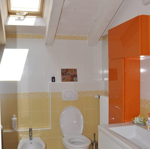 Domaso apartment close to the center with garage, cella and small garden (3)