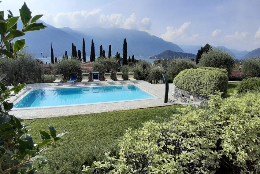 Lake Como tremezza villa for sale with garden and pool (21)