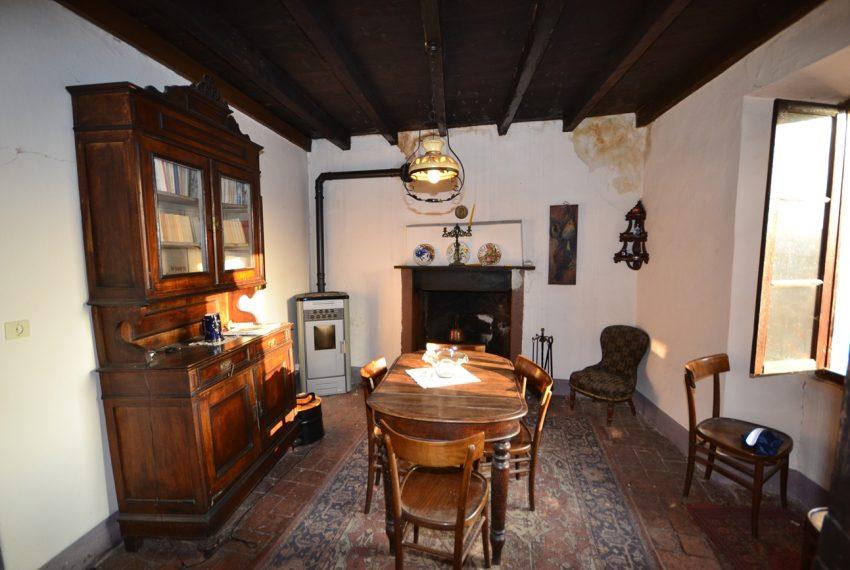 Lake Como tremezzina Lenno stone house in historic centre (3)