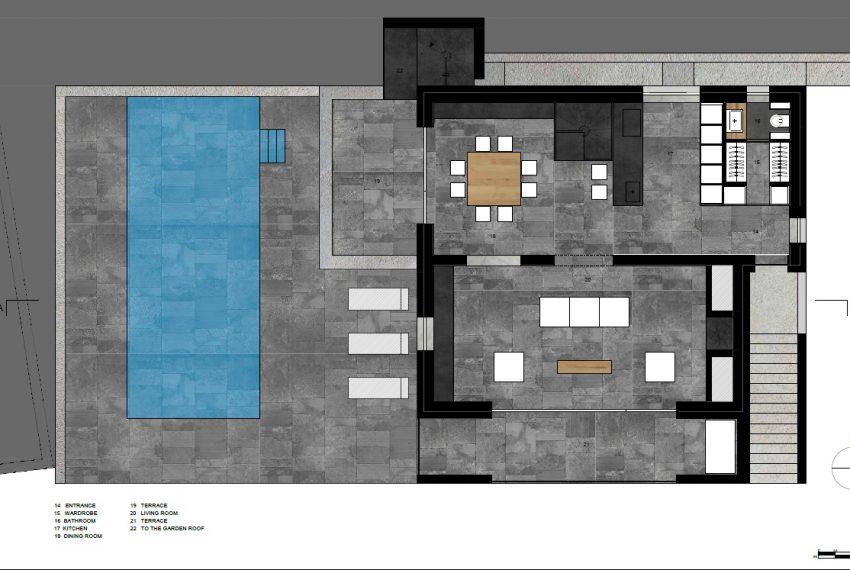 Vercana brand new modern villa with garden and pool (1)