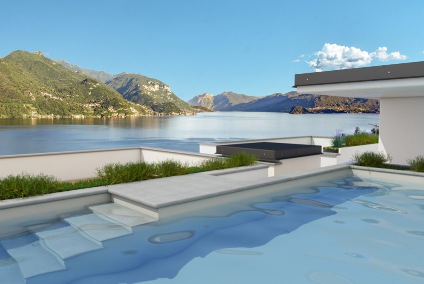 Lake Como modern apartments with pool (4)